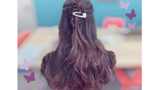 YAMADA☆姐さんのヘアセット教室